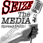 seize the media t-shirts and gifts