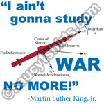 study war no more t shirt