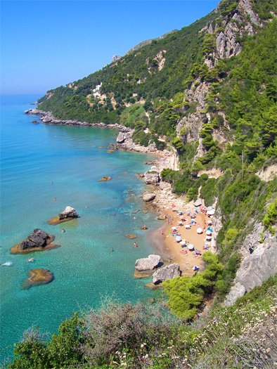 myrtiotissa beach corfu
