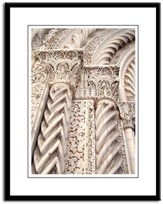 architectural Framed Print